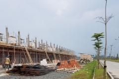 Progress Pembangunan Ruko