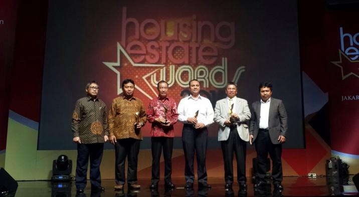 Citra Maja Raya Raih Penghargaan 'The Most Favoured Affordable Housing Project'