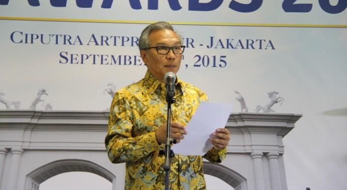 PT Ciputra Residence Sukses Menggelar HSE Award 2015
