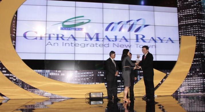 Citra Maja Raya Sabet Penghargaan 'Masterplan Terbaik' Indonesia Property & Bank Award