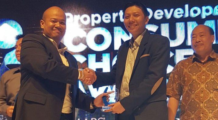 Citra Maja Raya Raih Penghargaan Consumer Choice Awards 2017