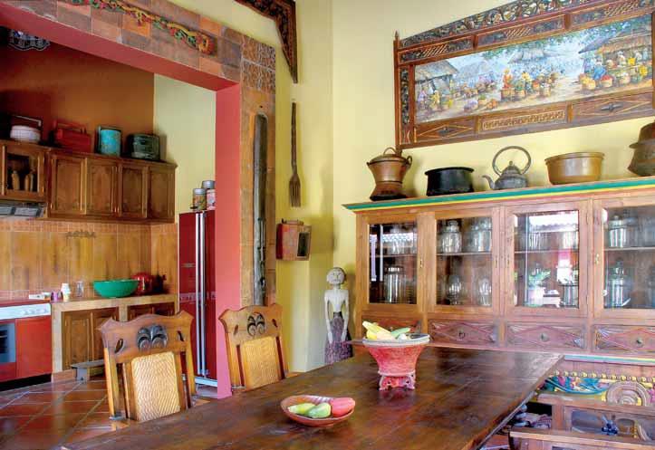 Desain Interior: Pesona Indonesian Heritage