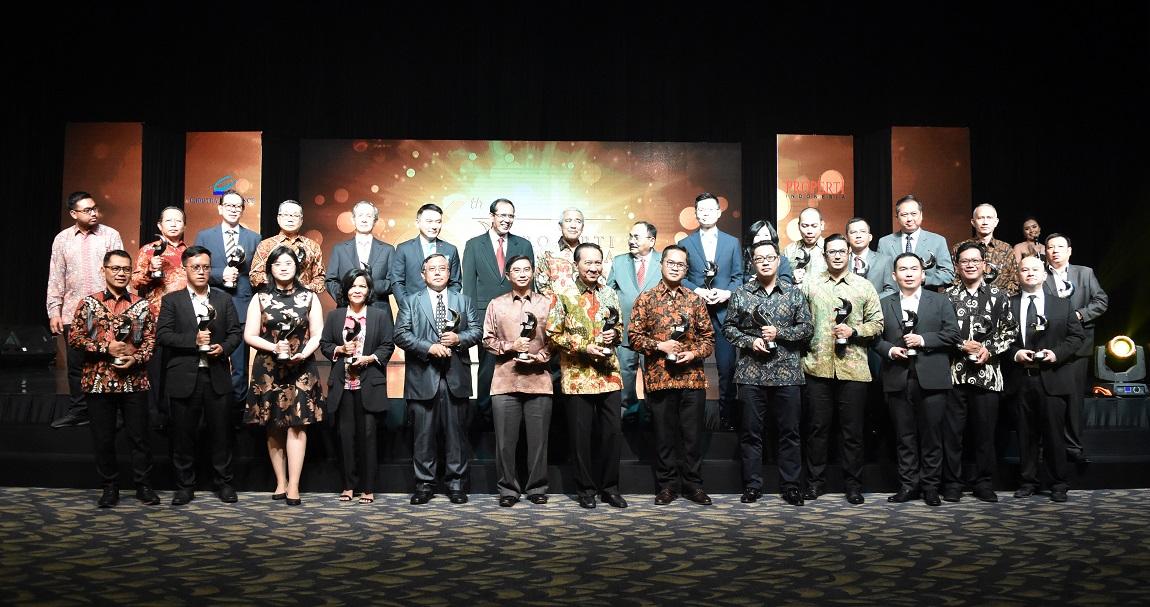 Ciputra Group Borong Penghargaan Properti Indonesia Award 2018