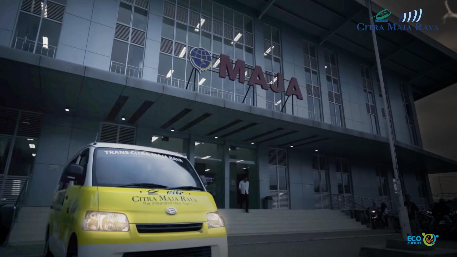 Stasiun Maja, Informasi dan Jadwal Terbaru KRL Dari dan ke Maja -