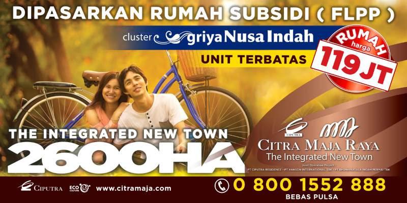 Cluster Griya Nusa Indah -