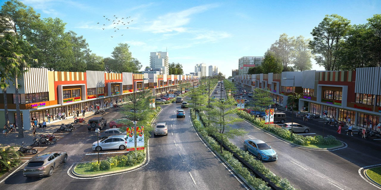 Ruko Citra Business Avenue -