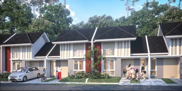 Rumah Pecatu Residence, Tipe Magnolia A