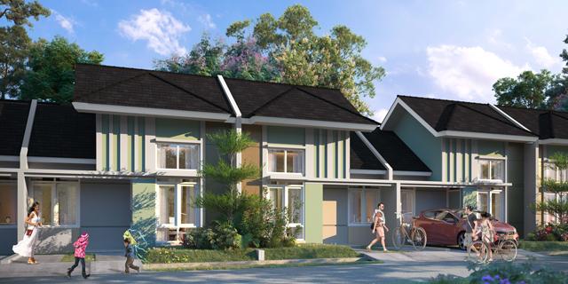 Rumah Cluster Benoa, Tipe Nigella D