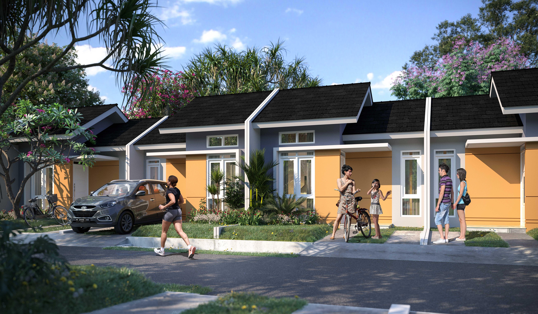 Rumah Cluster Champa, Tipe Aster