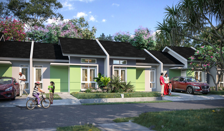 Rumah Cluster Champa, Tipe Anyelir