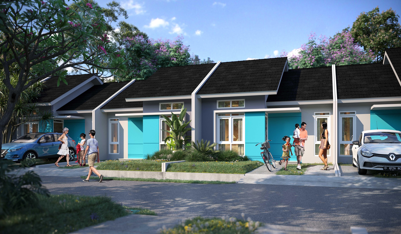 Rumah Cluster Champa, Tipe Anggrek
