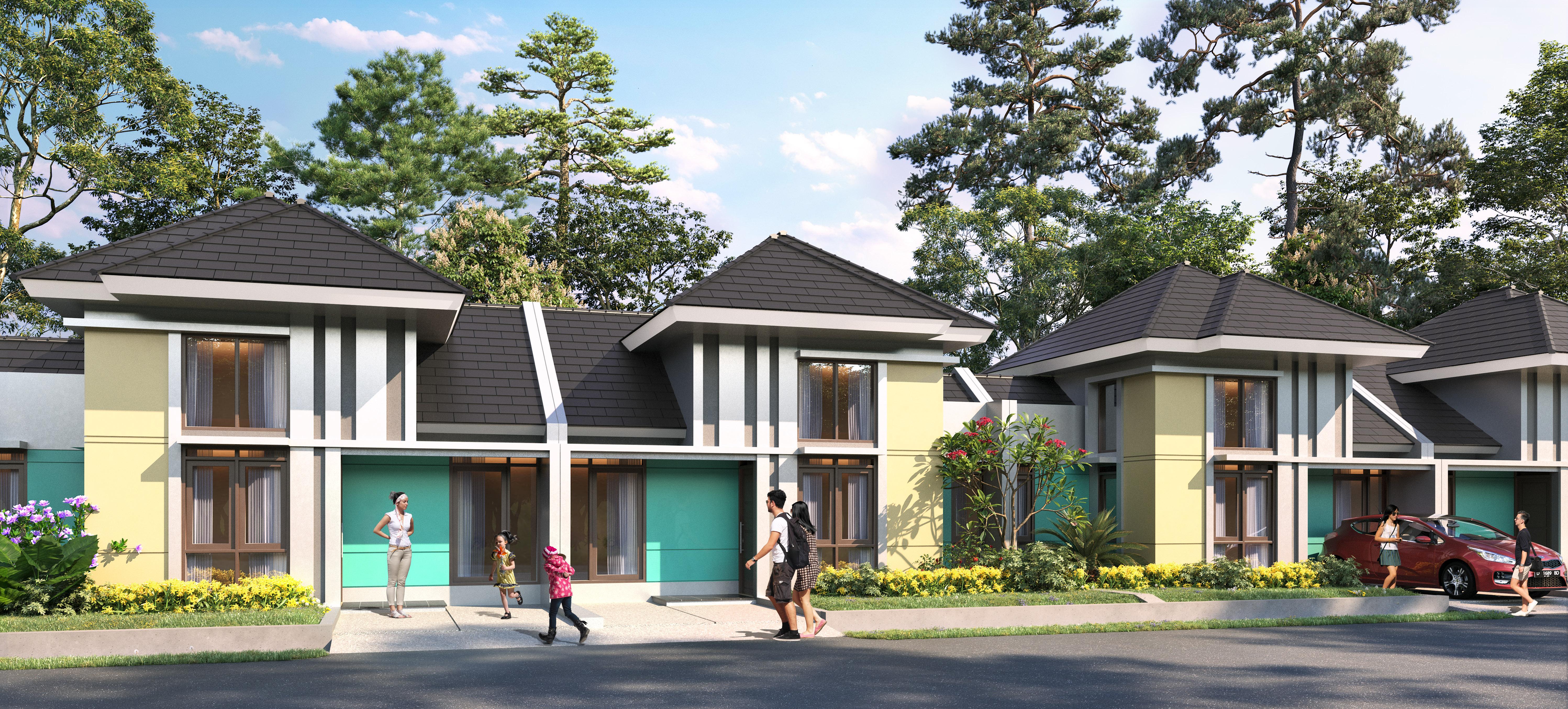 Villa Nusa Dua Tipe Nigella Extension
