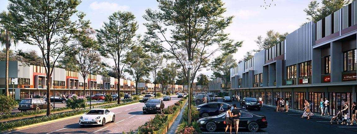 Ruko Citra Business Avenue -